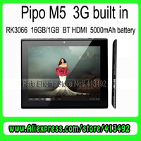 "Built in 3G tablet pc PIPO M5 8"" IPS Screen RK3066 Dual core 1GB 16GB bluetooth WIFI Camera"