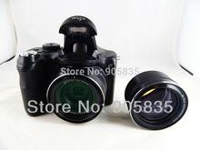 Free Shipping +NEW Digital  Bridge camera+18XOptical Zoom+DSLR camera+16MP+9Languages+Installation of the camera lens+720p(China (Mainland))