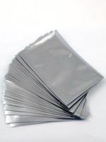 wholesale 100 pcs Anti Static Shielding Bags 80 x 120 mm 3.15x4.72'' ESD shielding bag Open-Top Waterproof Bag