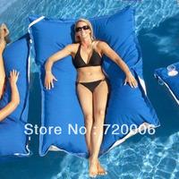 Free shipping 2013 NEW HOT SELL pool swimming floating beanbag, water beanbag float, Swim cushion