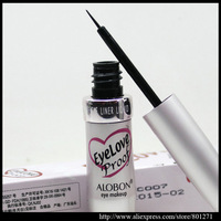 2013 hot sale, Alobon lasting liquid eyeliner soft head, free shipping,wholesale