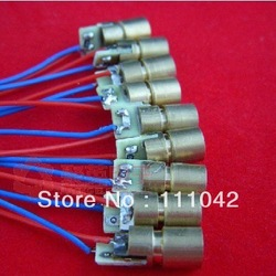 650nm 5mW 3V Laser diode, Laser head, tool parts ,Copper semiconductor, 10pcs a pack ,free shipping(China (Mainland))