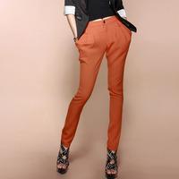 Female harem pants fashion pants slim skinny pants casual long trousers k220a