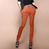 Female harem pants fashion pants slim skinny pants casual long trousers k220a
