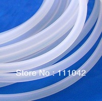 Wholesale price 15 meters 8*6mm silicone tube, water pipe,High-temperature tube,  rubber hose free shipping