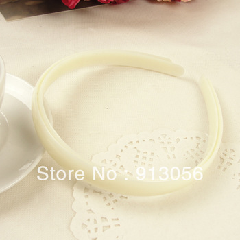 Free shipping Whoesale Retail 100 pcs a lot Hairband,Plastic Hair Band,Hair Accessories 15MM width