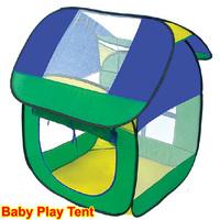 Folding Baby Infant Kid Child Toddler Outdoor Indoor Pop up House Play Tent Playhouse Castle Canopy Beach Garden Grassland Mat