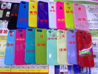 50pcs Colorful Phone Case For iphone5 Cover Free Shipping