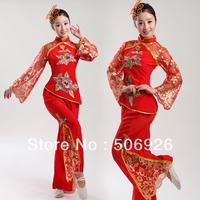Chinese Folk dance per performance costume a28