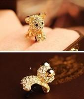 Free Shipping - wholesale plug small cute bear very nice dustproof plug min order is 15usd