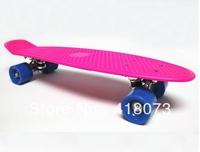 "free shipping Penny Skateboard 22"" Original Vinyl Cruiser min red skateboard old school plastic penny skateboard"