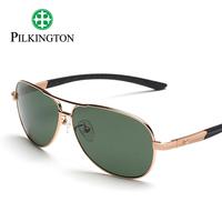 authentic brand origin driving Pilkington sun glasses Men large sunglasses polarized lenses pk2371