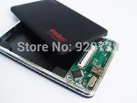 Kingspec zif ce 1.8 interface hard drive box ssd solid state hard drive