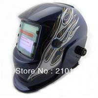 Nice apperance Li Battery+Solar auto darkening welding helmet/face mask welding mask for plasma cutter & TIG MMA MIG MAG Machine