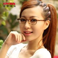 Oyea frame myopia ultra-light plastic memory glasses lens 8008