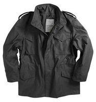 Outdoor clothing alpha brass zipper classic m65 outdoor jacket