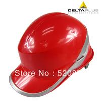 Deltaplus fluorescence safety helmet