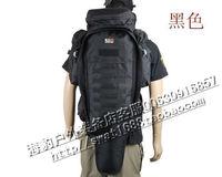 Outdoor 9.11 multifunctional package mountaineering rucksack large capacity hiking travel bag bucket bag