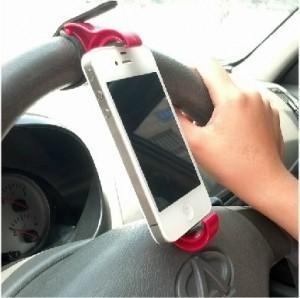 steering wheel Backpack mobile fixator Multi-function mobile rack
