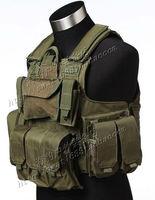 Ciras mar steel wire outdoor tactical vest Camouflage vest training uniform combat uniform