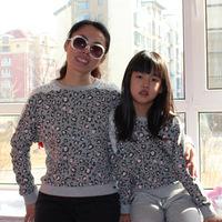 2013 spring and autumn sfit big boy short design family fashion batwing shirt -wmqz1