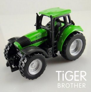 Free shipping Siku alloy car model toy boxed 0859 7 tractor