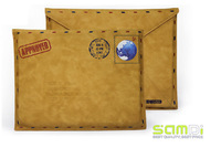 CHINA top brand SAMDI HIGH QUALITY leather pouch for ipad1,ipad2,ipad3,ipad4
