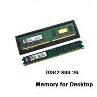 Brand New Sealed 2G DDR2 800 Desktop RAM Memory Free Shipping