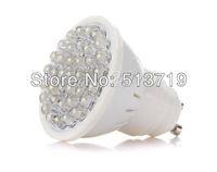 10X  GU10 38 LED  White/Warm white  LED Energy Saving Light Bulb 1.9W 220v Register home led bulbs lamp