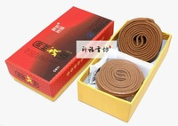 A811 - 100% All Natural Australia Sandalwood Incense Coils (2H)