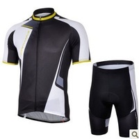 2013 team Bike Bicycle Cycling Men's Outdoor Sports Jersey+Shorts S-XXXL (No#26)