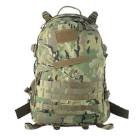 Outdoor travel backpack male Women backpack camping mountaineering bag 3d assault backpack 40l