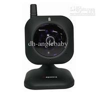 MiNi IP network surveillance camera (Night Vision, Motion Detection, Email Alert)