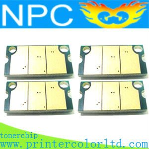 chips drum unit  for Konica Minolta Magicolor 5550 chips color drum chips