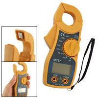 AC DC Volt Resistance Measuring Clamp On Digital Multimeter Free shipping