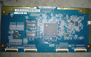 working good !! Claa370wa03 logic board cpt 370wa03c 4h lcd tv t-con part(China (Mainland))