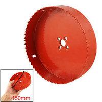 150mm Diameter Bimetal Hole Saw Wood Alloy Iron Cutter free shipping
