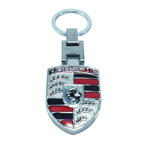 silver Pendant Keychain Key Chain Ring For 911 Free Shipping High Quality Wholesale