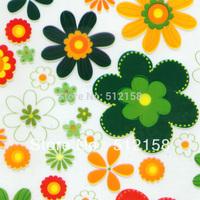 Flowers pattern Pattern Water Transfer Printing Film Width50cm GY568