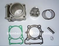 Loncin water cooled yf300 set cylinder KAWASAKI klx300 engine block body refires