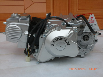 Loncin engine 110 electric motor horizontal 110 engine