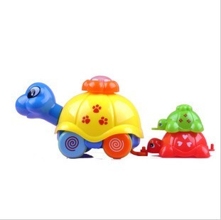 Baby toy baby early learning toy fun small sea turtle(China (Mainland))