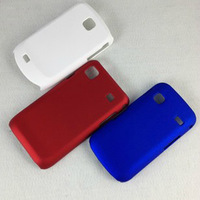 Hard Matte Case Cover For Samsung I9000 GALAXY S, Back Cover Shell For Samsung S5570 10pcs/Lot Freeshipping