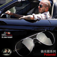 3025 male aluminum polarized sunglasses magnesium sunglasses outdoor mirror myopia
