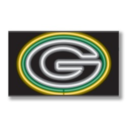 NEW NFL Green Bay Packers Neon Sign FREE SHIPPING 17*13(China (Mainland))