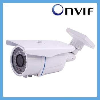 Freeshipping 1/2.5'' CMOS HD Outdoor IR Bullet 5MP Megapixel IP Camera Network Camera CCTV