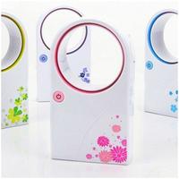 Handheld small fan usb fan battery dual mini fan handheld mini air conditioner air cooler
