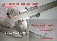 Vernier caliper, scale caliper, 150mm high precision stainless steel calipers