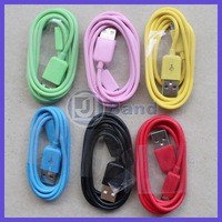 For Samsung HTC Blackberry Mobile Phones Colorful 5 Pin Micro USB 2.0 Data Sync & Charger Cable,Quality Guaranteed!!!