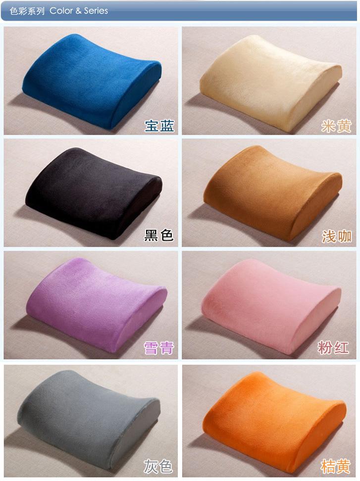 Cushion Cover Fabric Cover Memory Foam Cushion